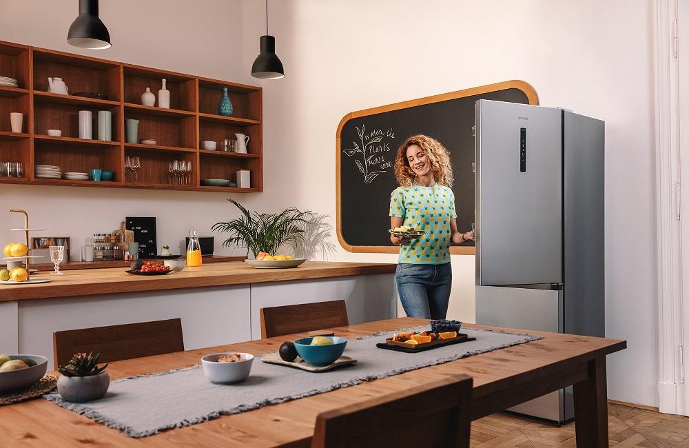 Холодильники Gorenje дозволяють зберігати свіжість продуктів довше — детальніше про нові функції-Фото 1
