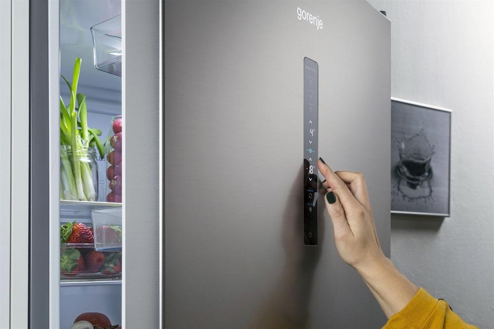 Холодильники Gorenje дозволяють зберігати свіжість продуктів довше — детальніше про нові функції-Фото 5