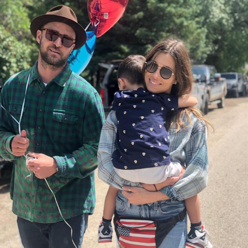 Джастин Тимберлейк подтвердил, что летом у него родился второй ребенок-Фото 1