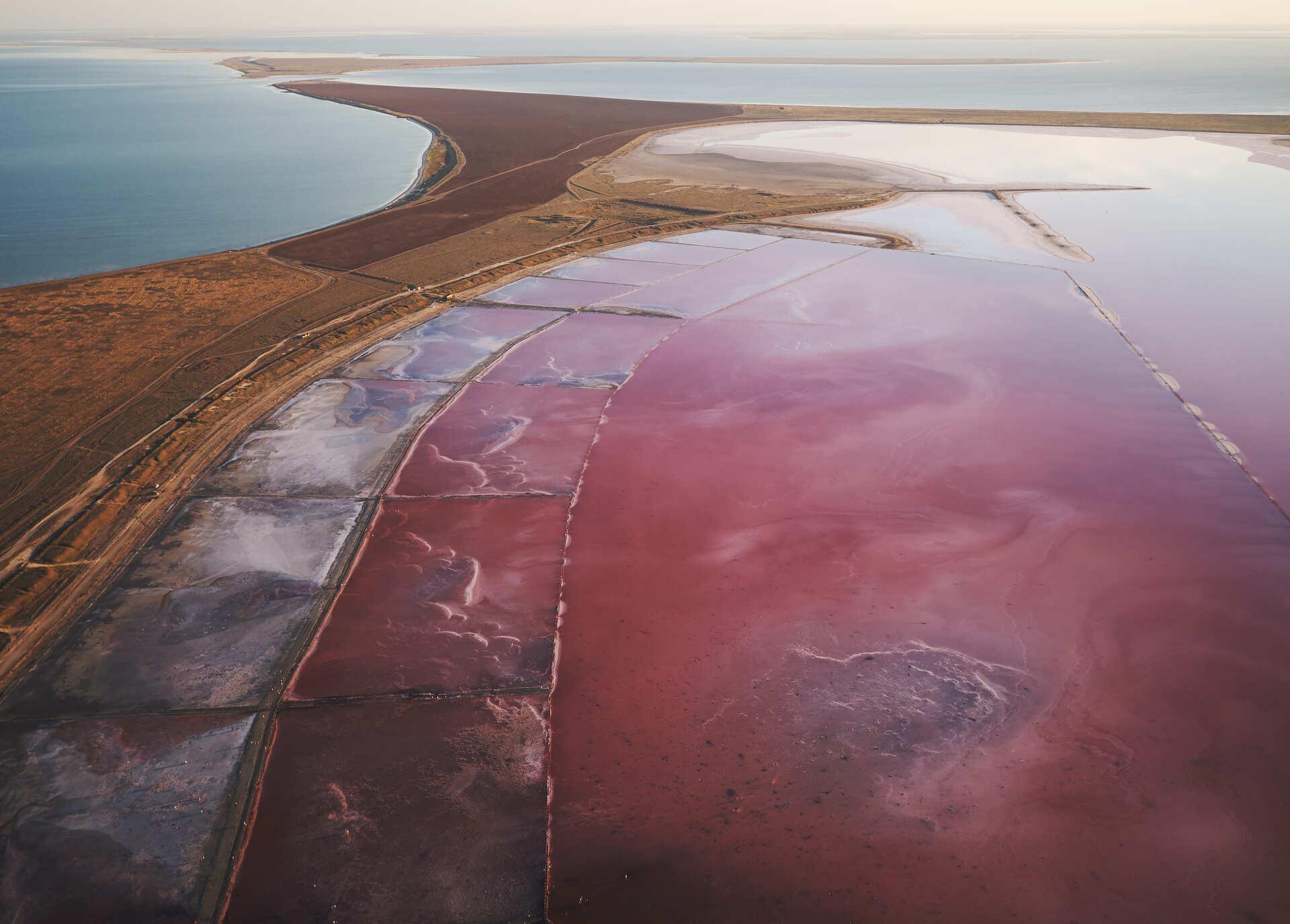 Солоне Генічеське озеро