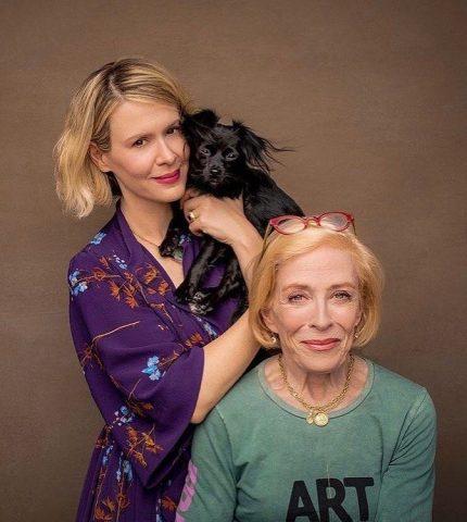 Сара Полсон рассказала о своем романе с 78-летней актрисой-430x480