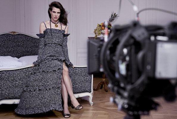 Chanel показали рекламную кампанию с Шарлоттой Казираги