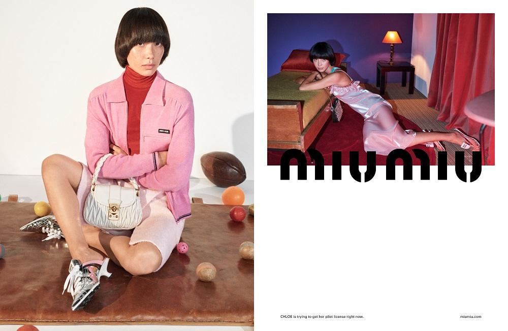 MIND MAPPING: Рекламная кампания MIU MIU весна-лето 2021-Фото 5