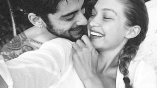 Вечная любовь: Как Джиджи Хадид поздравила с днем рождения Зейна Малика-320x180