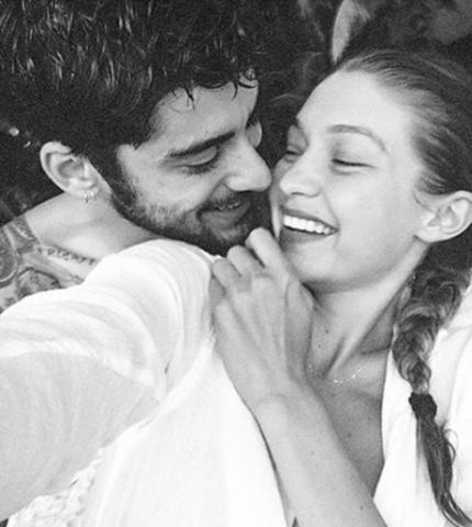 Вечная любовь: Как Джиджи Хадид поздравила с днем рождения Зейна Малика-430x480