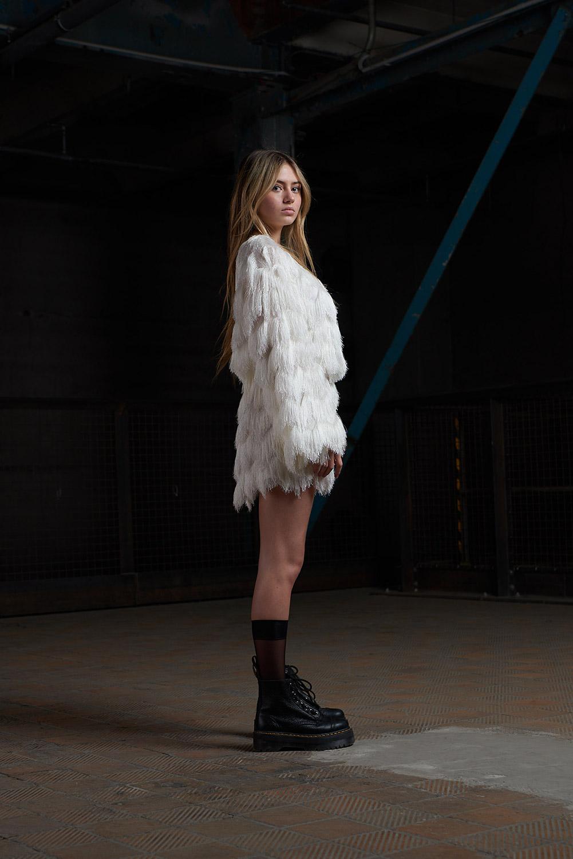 ДочьХайдиКлумдебютирует на Неделе моды в Берлине-Фото 3
