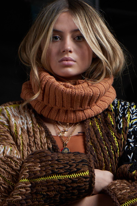 ДочьХайдиКлумдебютирует на Неделе моды в Берлине-Фото 1