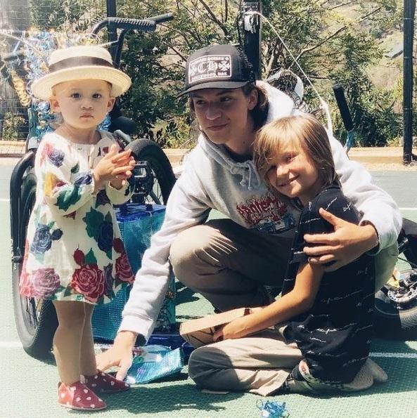 Кейт Хадсон рассказала, о том, как сложнорастить детей от разных мужчин-Фото 2