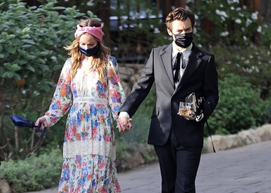 Стильный дебют: Оливия Уайлд и ГарриСтайлзвстречаются-Фото 1