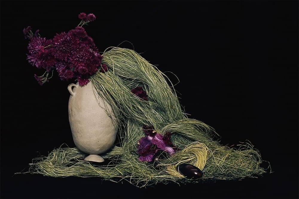 NADIIA X PEPPEROSE STUDIO представляют коллекцию керамики, вдохновленную работами Катерины Белокур-Фото 2