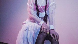 #bookshelfy: Ганна Нелуп, фронтвумен андеграунд-іноді-поп гурту GannaBaby-320x180