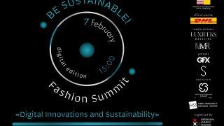В Україні втретє відбудеться BE SUSTAINABLE! Fashion Summit-320x180