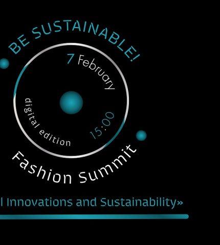 В Україні втретє відбудеться BE SUSTAINABLE! Fashion Summit-430x480