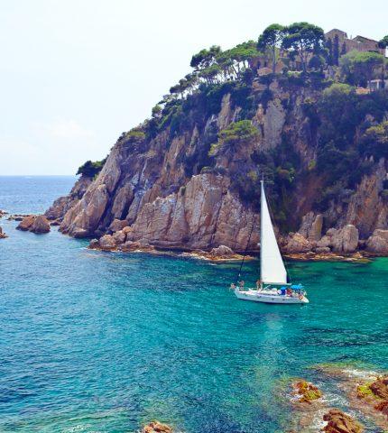 Греция — отдых мечты на яхте-430x480