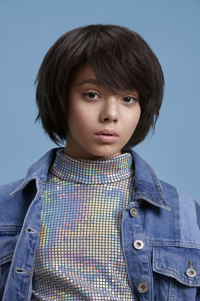 Digital-обложка Marie Claire февраль 2021: Звезда номера — 12-летняя Арина Горди-Фото 14