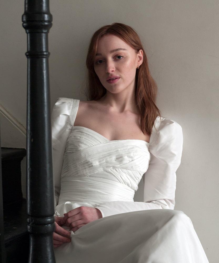 """Звезда """"Бриджертонов"""" стала моделью и появилась в дебютной рекламной кампании-Фото 5"""