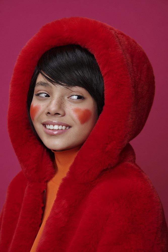 Digital-обложка Marie Claire февраль 2021: Звезда номера — 12-летняя Арина Горди-Фото 15