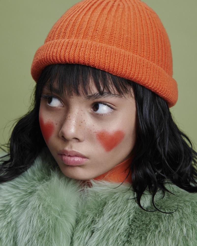 Digital-обложка Marie Claire февраль 2021: Звезда номера — 12-летняя Арина Горди-Фото 4