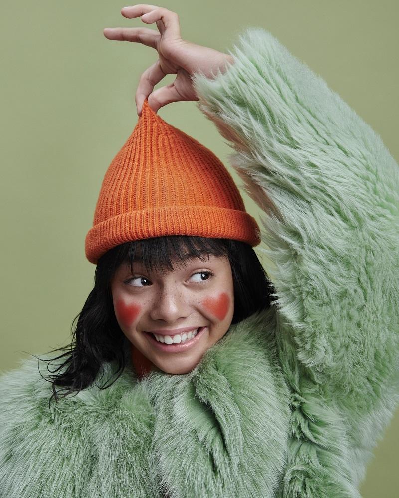 Digital-обложка Marie Claire февраль 2021: Звезда номера — 12-летняя Арина Горди-Фото 3