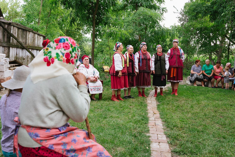 Ансамбль «Древо»: Сучасна легенда української народної пісні-Фото 1
