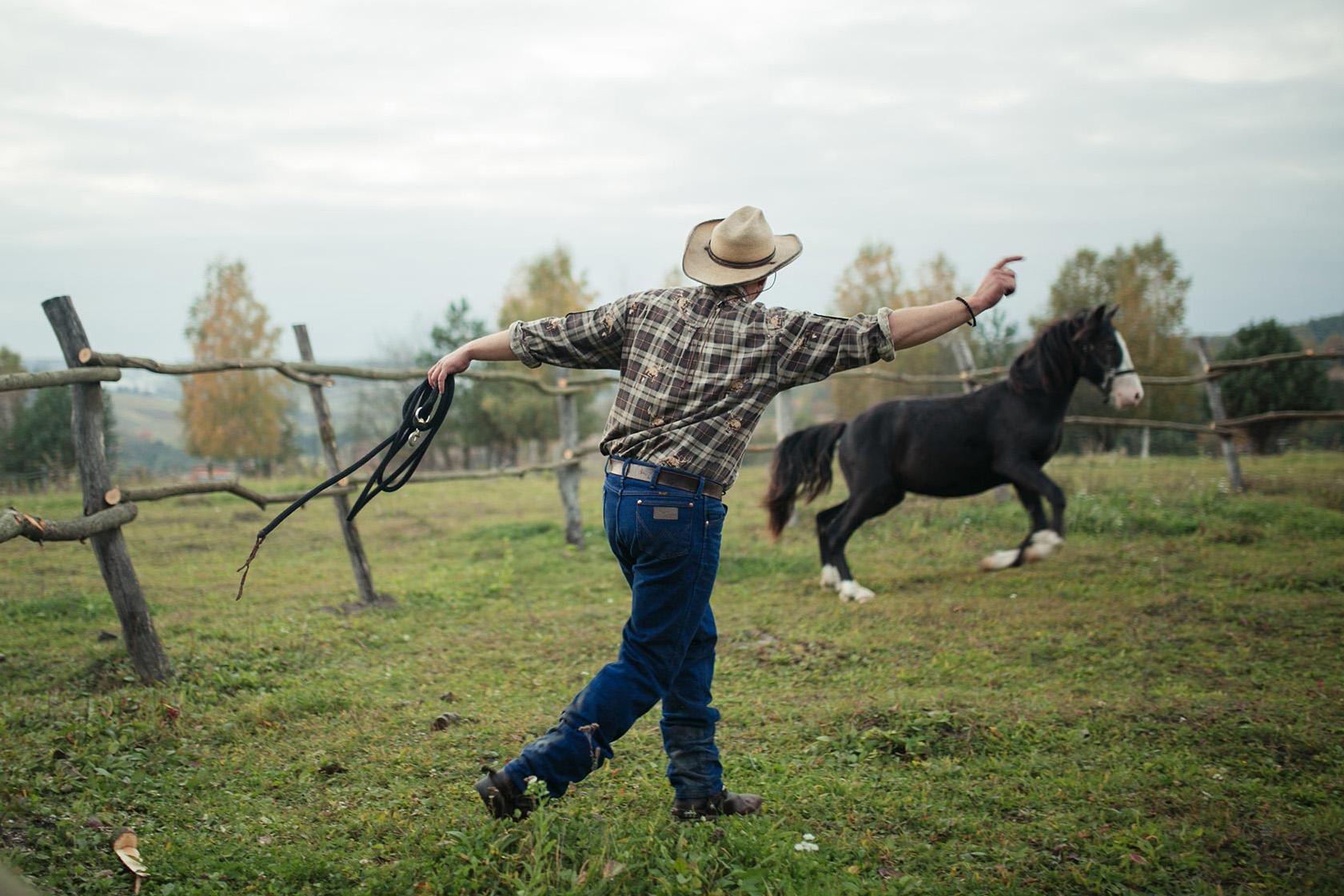 Об'їхати Америку і побудувати власне ранчо на Галичині-Фото 7