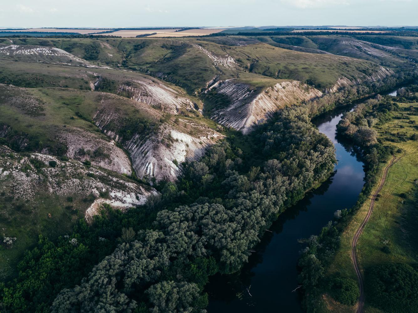 Крива Лука.  Розвивати зелений туризм-Фото 1