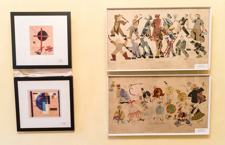 Як роботи Пікассо та Малевича опинились у Пархомівці-Фото 3