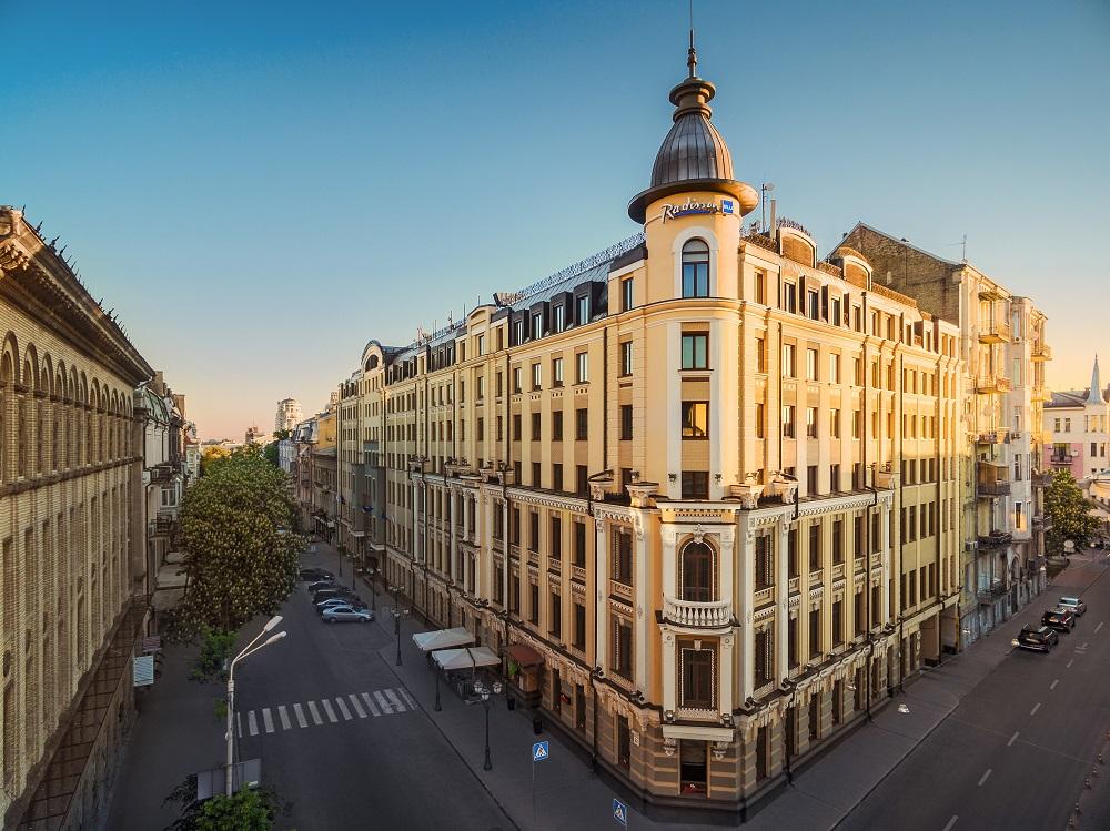 Романтичні вихідні в серці Києва в Radisson Blu Hotel, Kyiv City Centre-Фото 1
