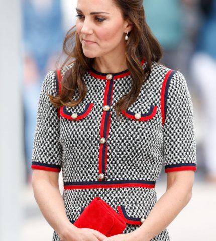 Любимая деталь гардероба Кейт Миддлтон — яркий тренд весны 2021-430x480