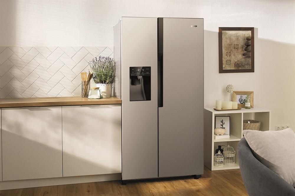 5 причин, чому вам потрібен більший холодильник Side-by-Side-Фото 1