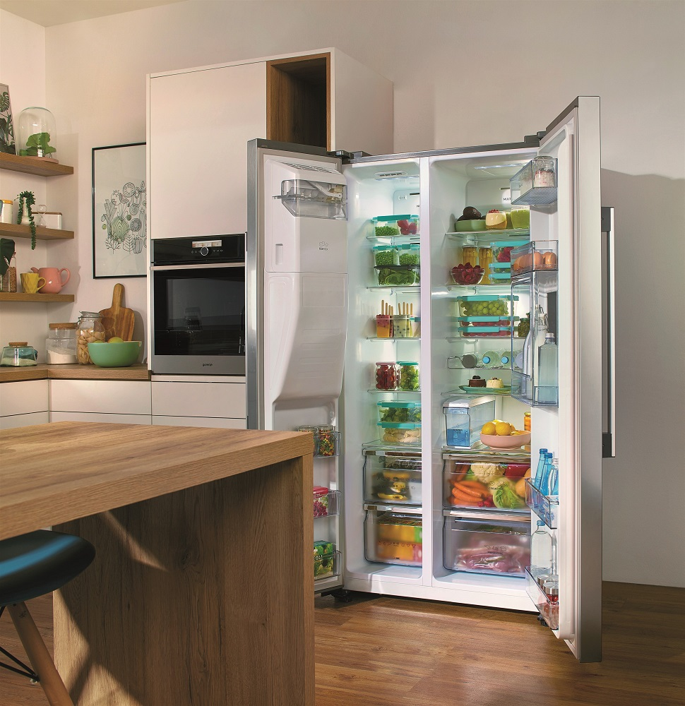 5 причин, чому вам потрібен більший холодильник Side-by-Side-Фото 3