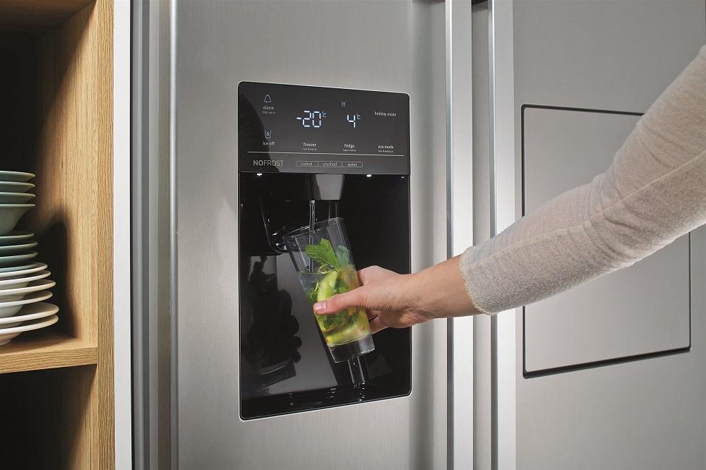 5 причин, чому вам потрібен більший холодильник Side-by-Side-Фото 2