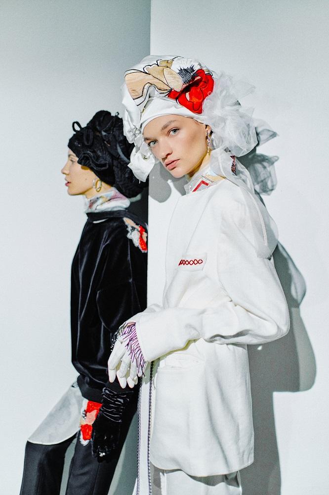 Новые имена: Коллекции молодых дизайнеров Ukrainian Fashion Week No Season-Фото 3