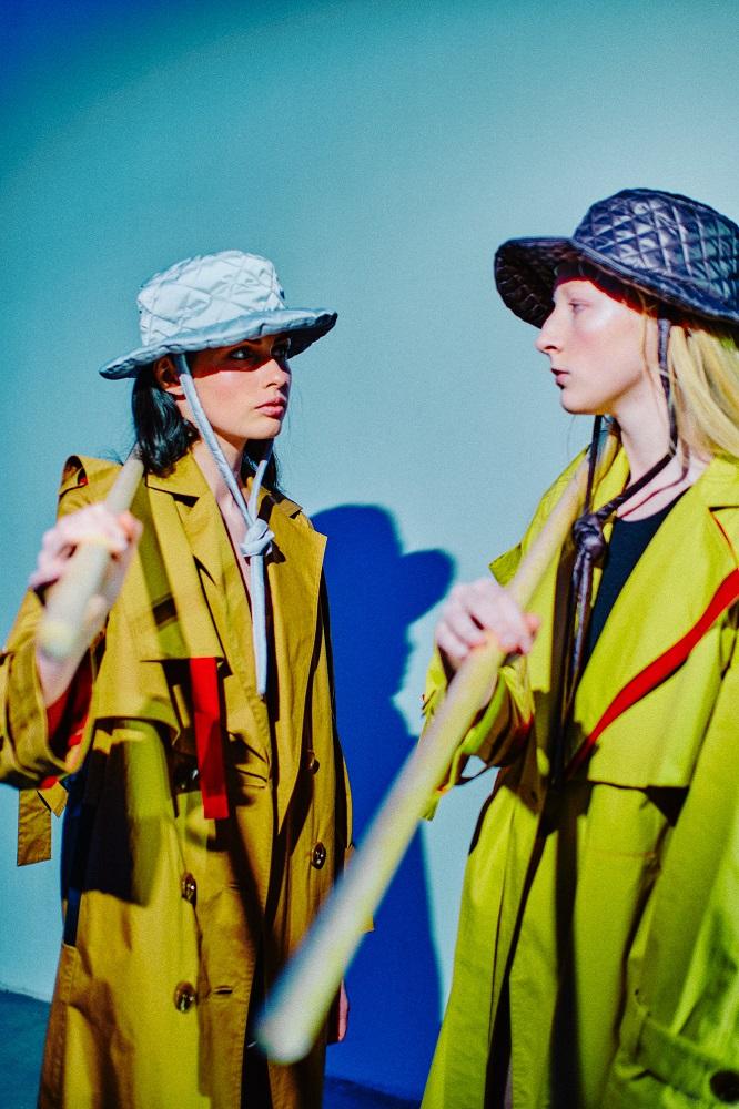 Новые имена: Коллекции молодых дизайнеров Ukrainian Fashion Week No Season-Фото 10