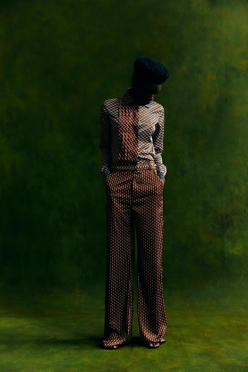 Бренд GUDU презентовал осенне-зимнюю коллекцию 2021/22, посвятив ее Грейс Джонс-Фото 15
