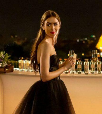 """Оргкомитет """"Золотого Глобуса"""" обвиняют в коррупции из-за номинаций для """"Эмили в Париже""""-430x480"""