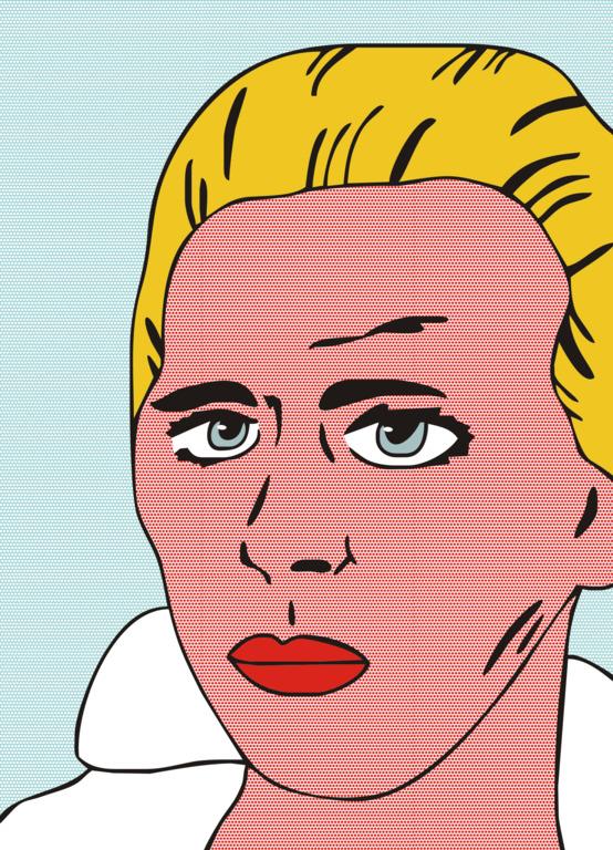 «Яким би міг бути портрет Лесі Українки пензля Пабло Пікассо або Фріди Кало?» — ділиться роздумами український ілюстратор-Фото 4