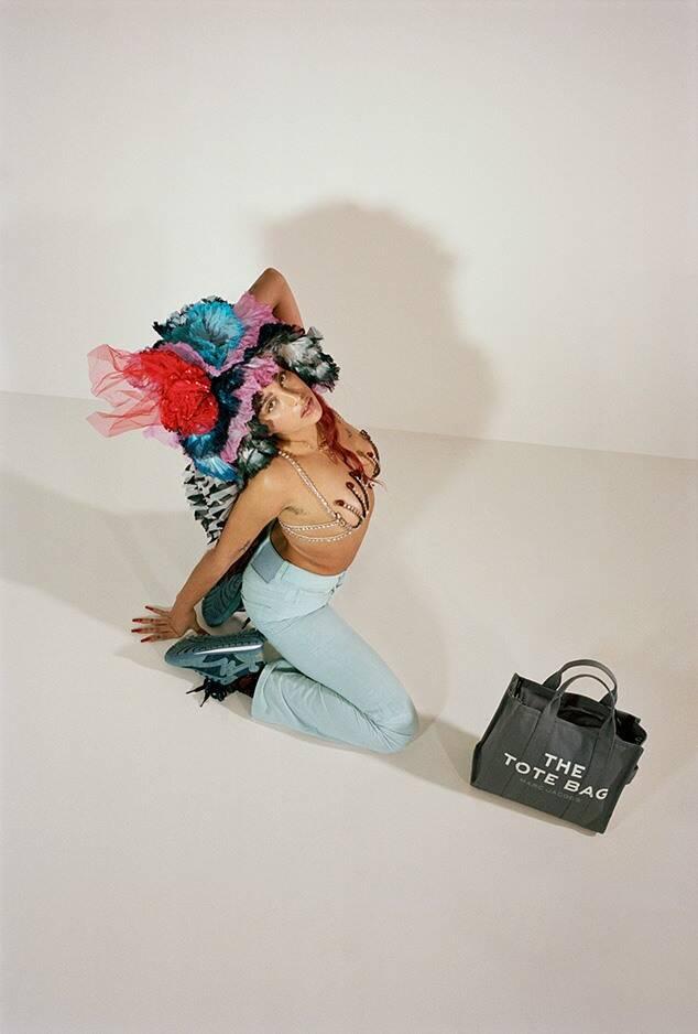 Дочь Мадонны снялась в рекламной кампанииMarcJacobs-Фото 2