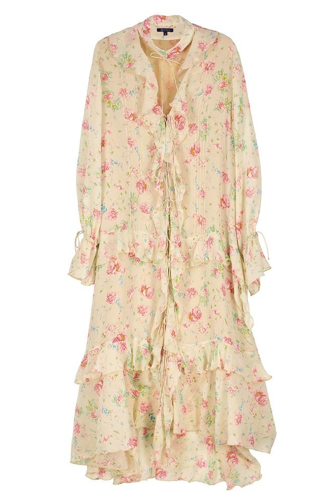 Сон в летнюю ночь: 7 женственных платьев 2021 года по мотивам нового образа Тейлор Свифт-Фото 7