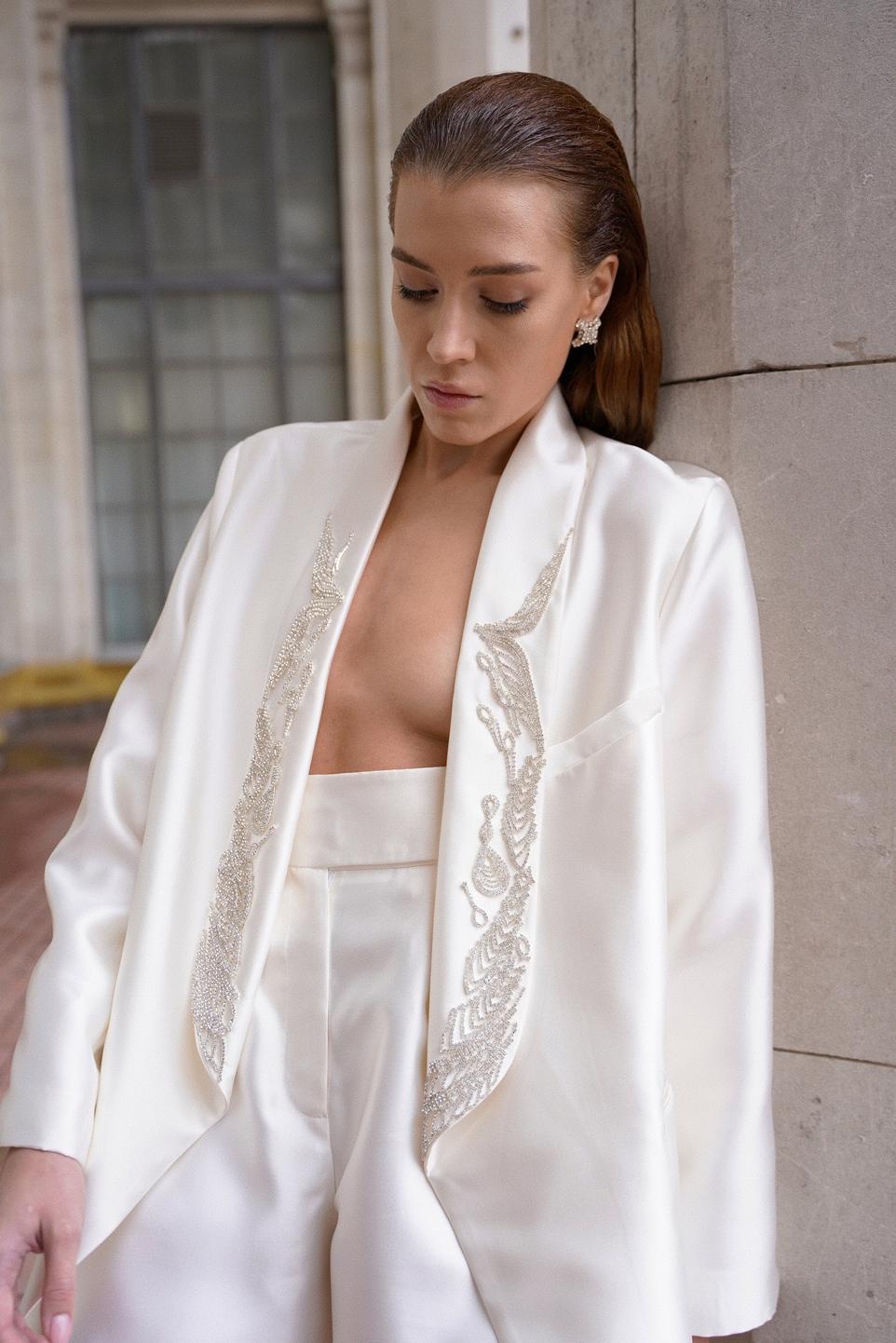 Заради кохання: Український бренд GASANOVA запускає нову лінійку — WEDDING-Фото 8