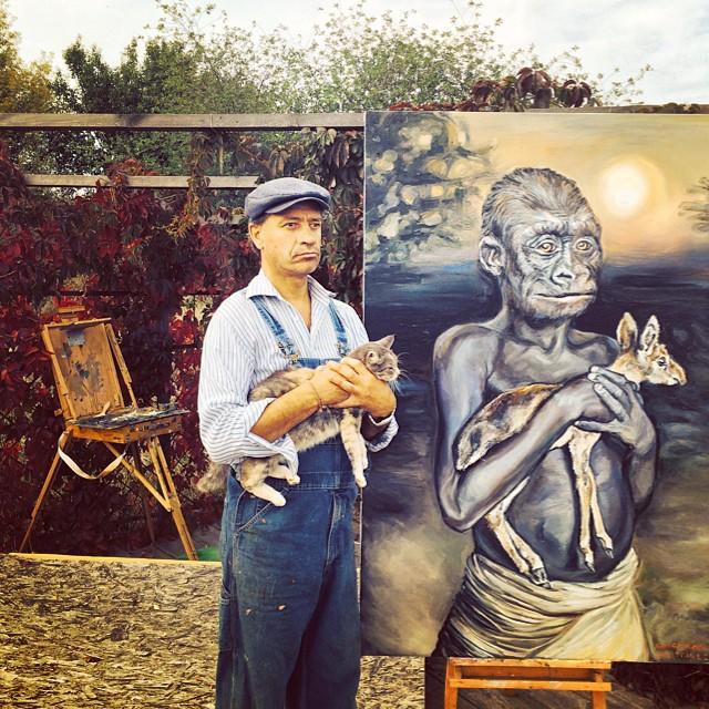 Карта пам'яті: Ілля Чичкан, художник-Фото 10