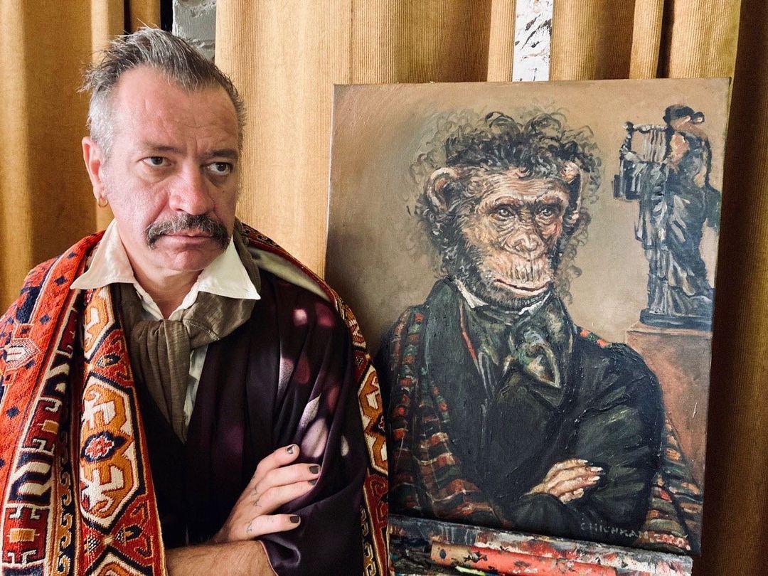 Карта пам'яті: Ілля Чичкан, художник-Фото 1