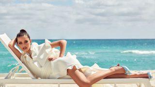 На берегу моря: История весенней digital-обложки Marie Claire-320x180