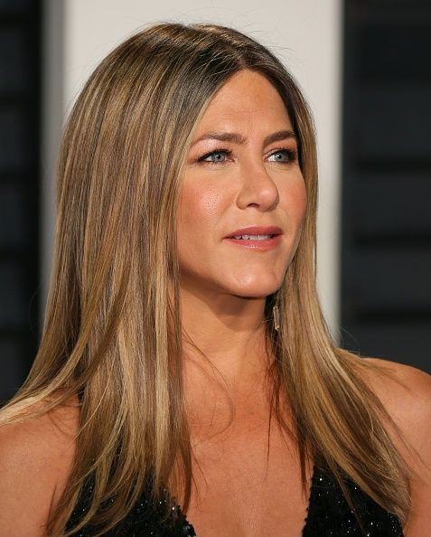 """Jennifer Aniston explained the meaning of the """"11 11"""" tattoo on her wrist - Photo 1"""