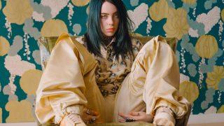 БиллиАйлишпоказала обновленный образ и кардинально другой оттенок волос-320x180