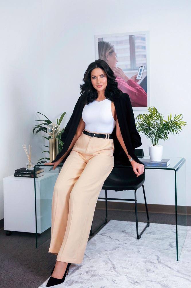 Larissa Posner: Как компания StyleScanпревращает виртуальную примерку одежды в реальность-Фото 1