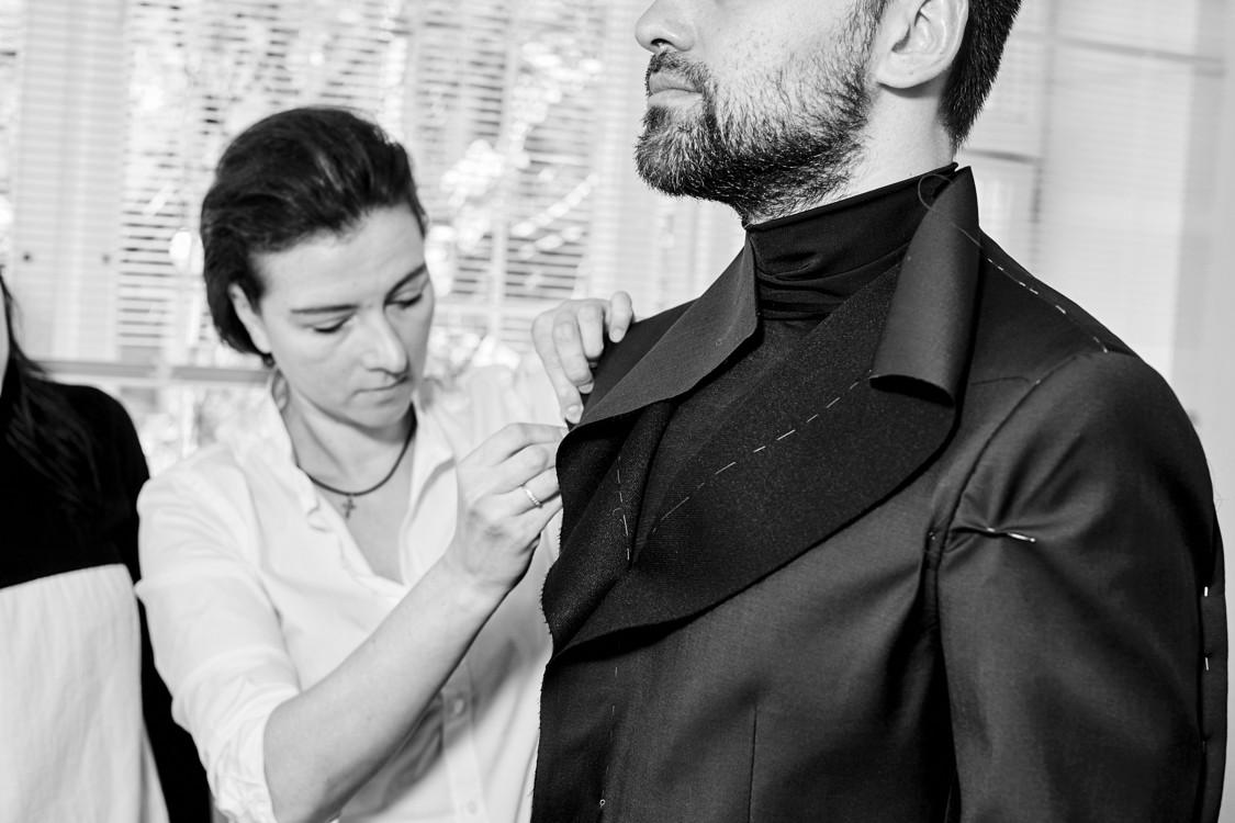 15-летие бренда Elena Burenina, в основе которого лежат принципы минимализма и деконструкции-Фото 1