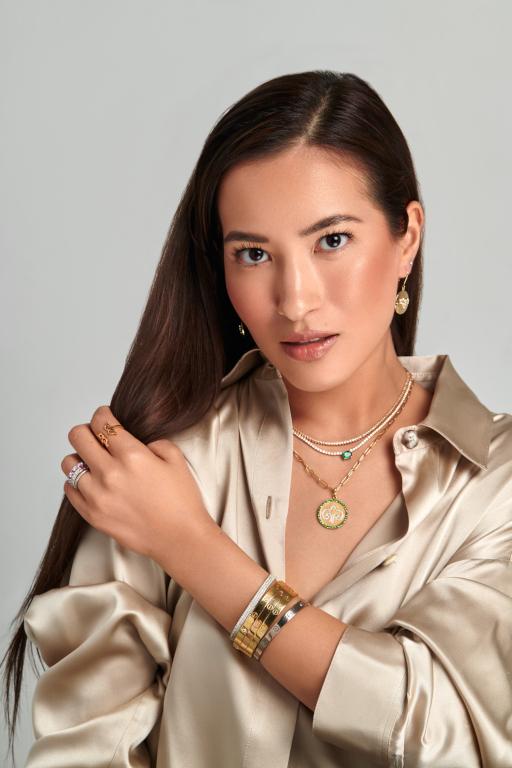 Интервью с Гагой Мюррей, основательницей Ювелирного домаGauhar Jewelry-Фото 5