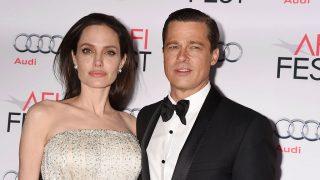 Анджелина Джоли продала картину, подаренную ей Брэдом Питтом, за 11, 5 миллионов-320x180
