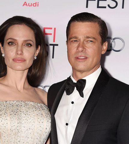 Анджелина Джоли продала картину, подаренную ей Брэдом Питтом, за 11, 5 миллионов-430x480